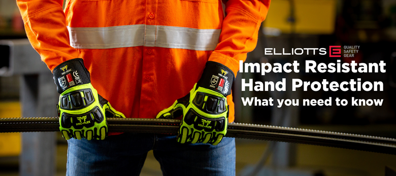 Impact Resistant Hand Protection – What you need to know