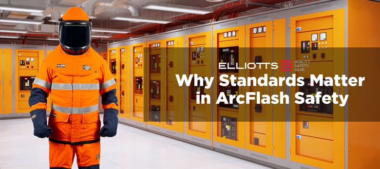 Standards Matter in Arc Flash Safety