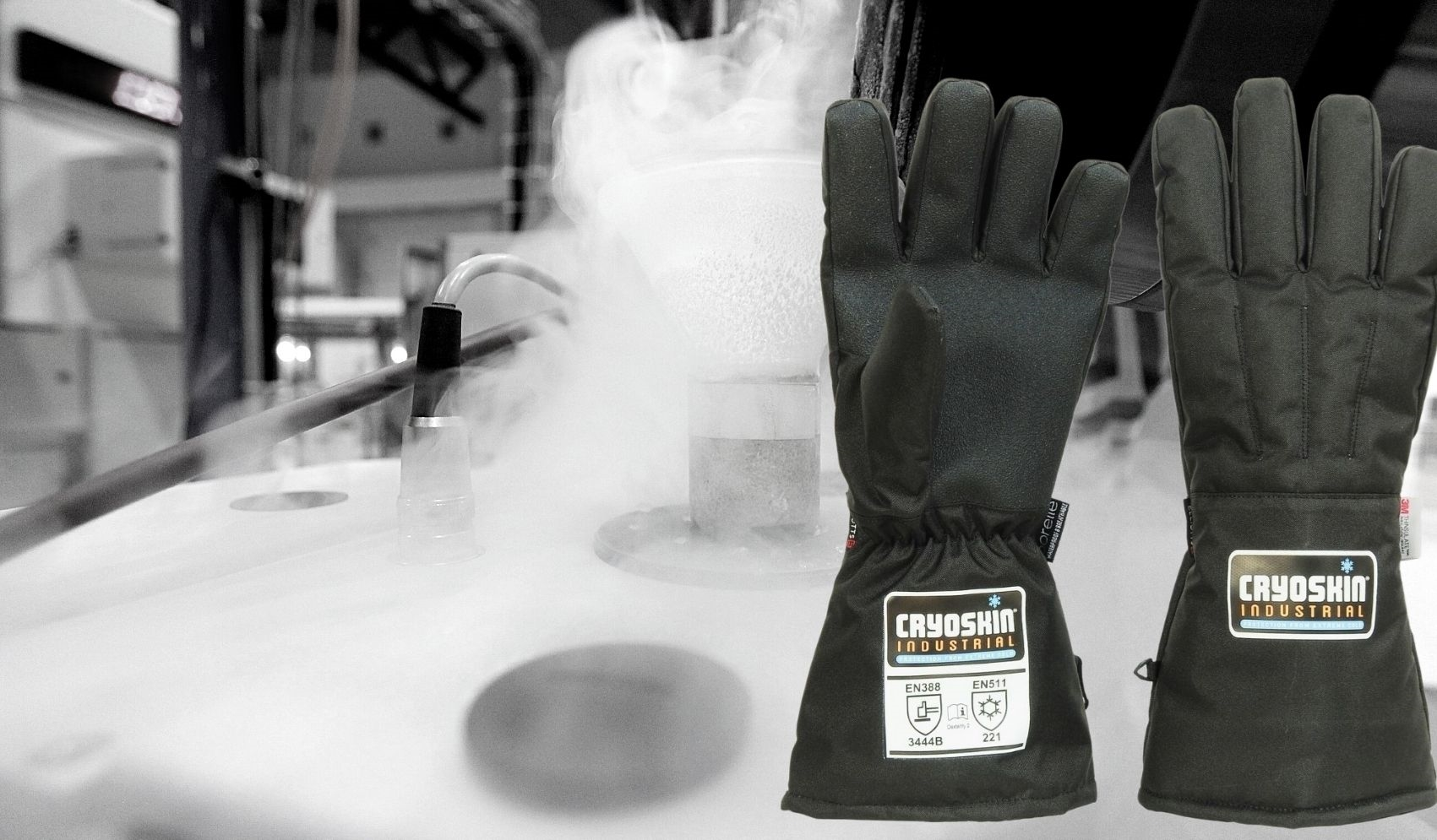 Picture for category CryoSkin Cryogenic Clothing