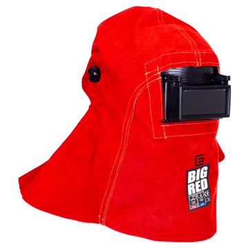 Picture of The BIG RED® Confined Space Welding Hood & Helmet