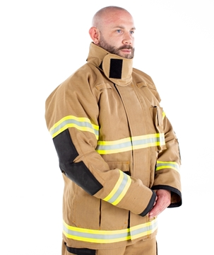 Picture of Pioneer E Series Structural Firefighter Coat