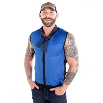 Picture of E-Cool  Vest - Royal Blue