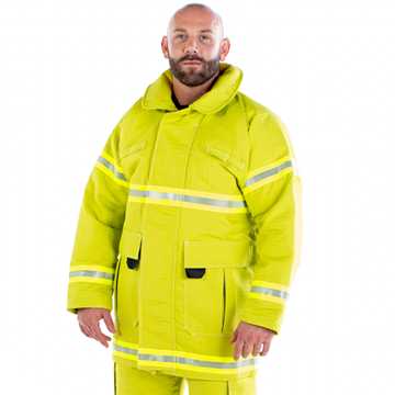 Picture of Nomex E Series Structural Firefighter Coat