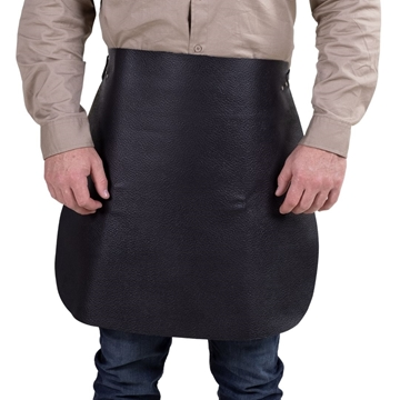 Picture of Grain Leather Waist Style Welding Apron