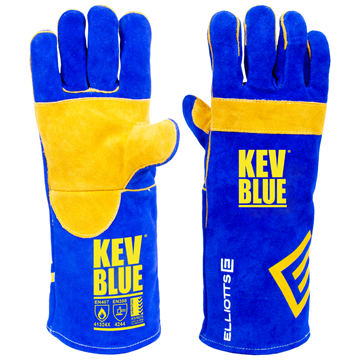 Picture of The KEV BLUE™ Welding Glove