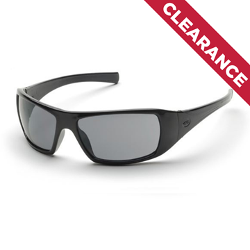 Picture of Pyramex Goliath - Grey Lens with Black Frame